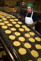 Corn tortilla processing factory located in Caldwell, Idaho, USA.